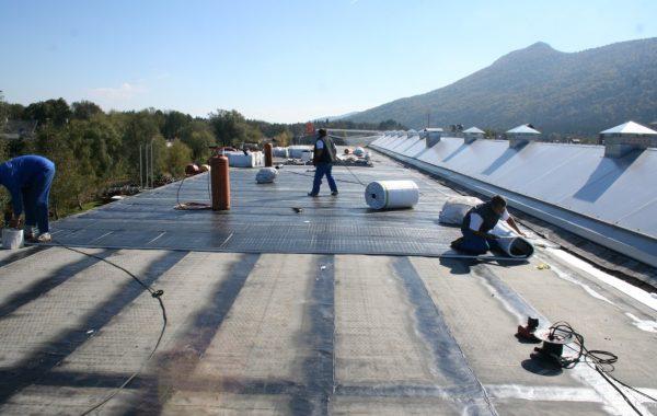 Popravilo strehe Itas-CAS d.o.o.